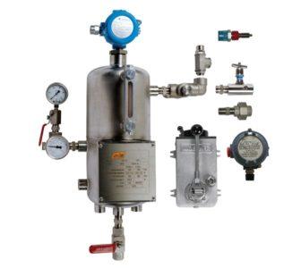 John Crane - Bouteille de lubrification GR-1/C