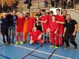 CTRI sponsor des champions du Bas-Rhin !